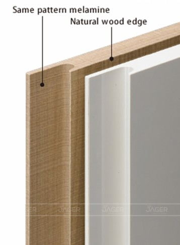 J-shaped handle | Jager Furniture Manufacturer - JAGER FURNITURE MANUFACTURER